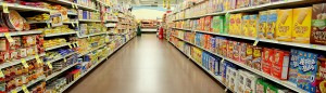 Supermarket prehrambeni proizvodi