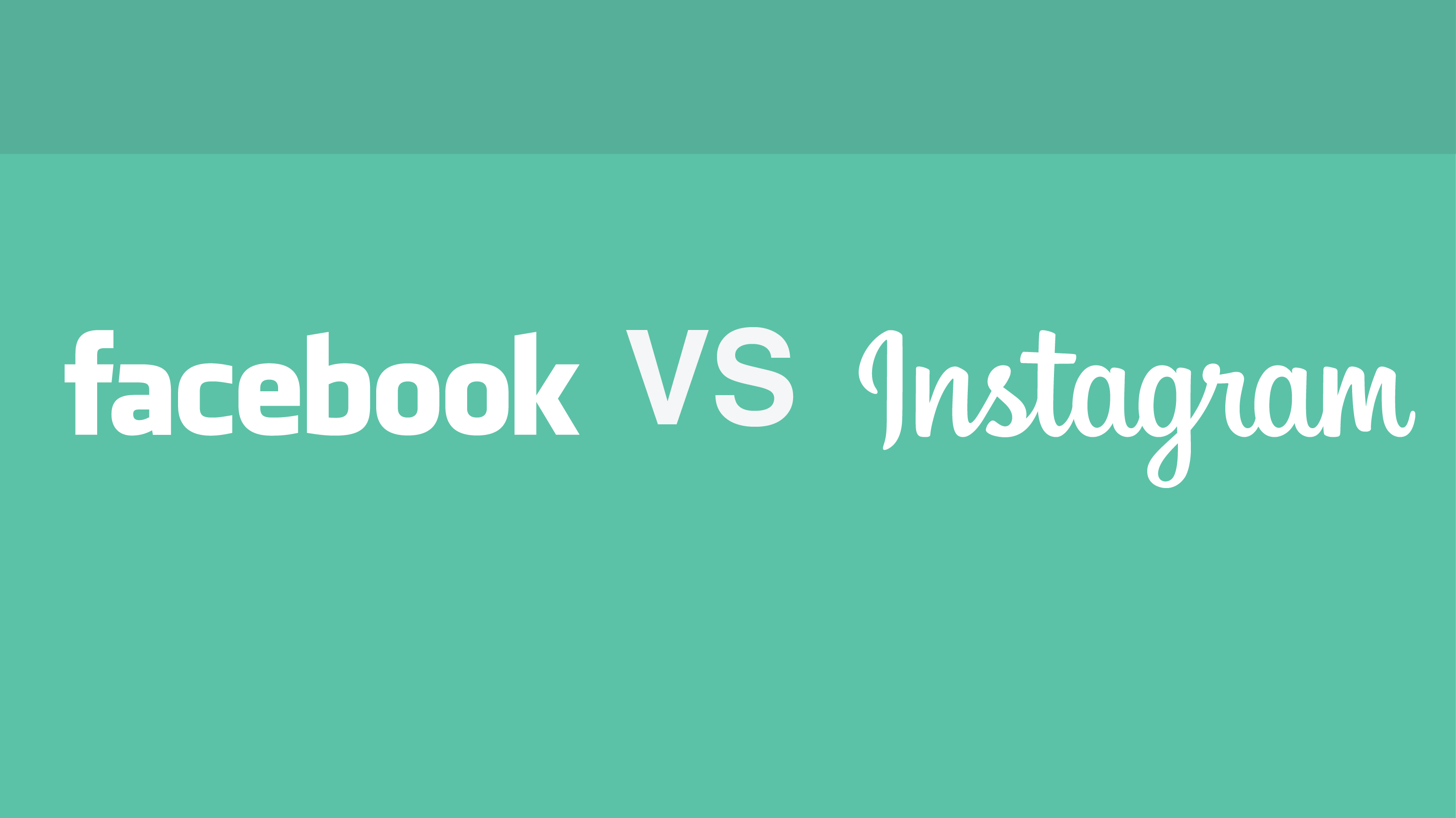 Facebook Instagram statistika