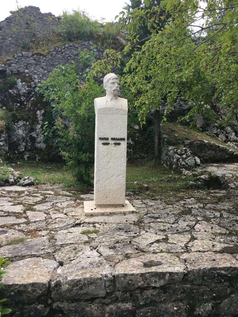 Spomenik Marku Miljanovom