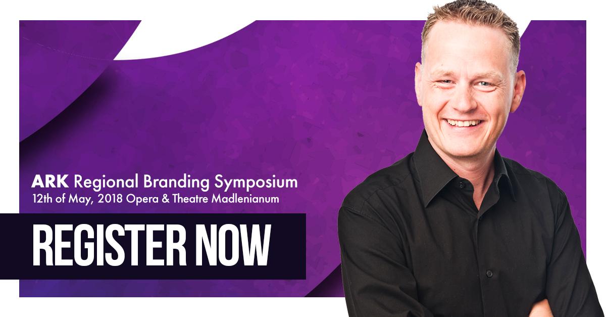 Martin Lindstrom ARK Branding Symposium